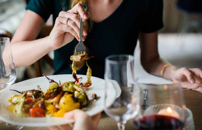 alcohol blur cuisine dining